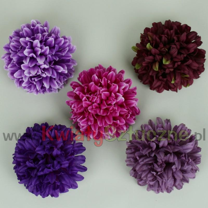 materiały dekoracyje w kwiatki